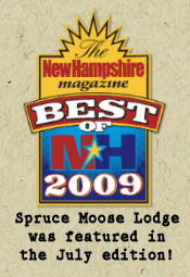 Best Dog Friendly B&B in New Hampshire! Whoo Hoo!